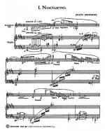 Menendez: Ocho Estudios for Clarinet Sheet Music