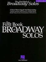 The First Book of Broadway Solos - Soprano (Book Only) Sheet Music