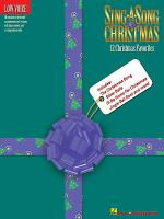 Sing a Song of Christmas - 12 Christmas Favorites Sheet Music
