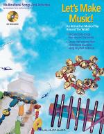 Let's Make Music! - Book & CD Sheet Music
