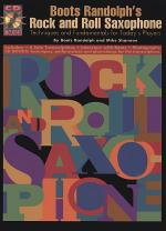Boots Randolph's Rock & Roll Saxophone Sheet Music