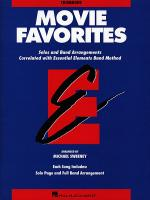 Movie Favorites - Trombone Sheet Music
