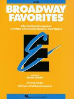 Broadway Favorites - Flute Sheet Music