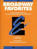 Broadway Favorites - Oboe Sheet Music