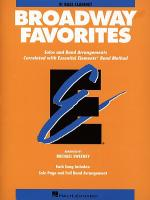 Broadway Favorites - Bb Bass Clarinet Sheet Music
