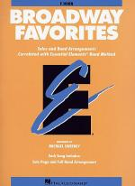 Broadway Favorites - F Horn Sheet Music