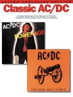 Classic AC/DC (TAB) Sheet Music