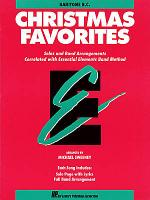 Christmas Favorites - Baritone B.C. Sheet Music