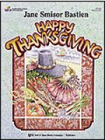 Happy Thanksgiving Sheet Music