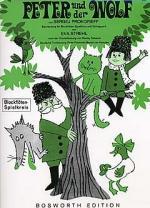 Peter Und Der Wolf (Blockfloten/Spielkreis) Sheet Music