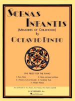 Scenas Infantis Sheet Music