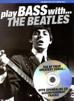 Play Bass With... The Beatles Sheet Music