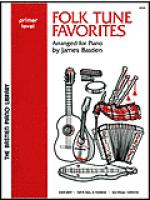 Folk Tune Favorites, Primer Sheet Music