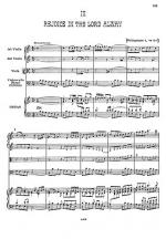 Rejoice In The Lord Alway (Purcell Society - Full Score) Sheet Music