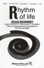 Richard Barnes: The Rhythm Of Life (Sweet Charity) Choreography Sheet Music