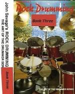 John Savage: Rock Drumming Book 3 (Cassette) Sheet Music