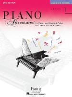 Piano Adventures Level 1 - Lesson Book (2nd Edition) Sheet Music