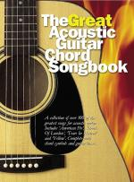 The Great Acoustic Guitar Chord Songbook Sheet Music