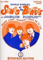 Songs Of The Beatles (Recorder Quintet) Sheet Music