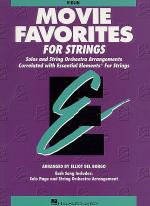 Movie Favorites - Violin Sheet Music