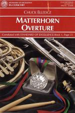Standard Of Excellence In Concert Matterhorn Overture Cban Gr 1 1/2 Sheet Music