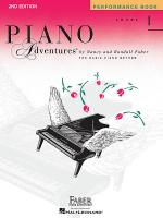 Piano Adventures Level 1 - Performance Book (2nd Edition) Sheet Music