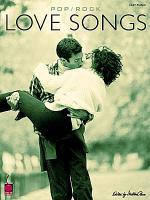 Pop/Rock Love Songs Sheet Music