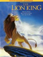 The Lion King Beginning Piano Solos Late Elementary Sheet Music