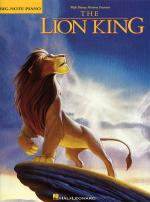 The Lion King: Big-Note Piano Sheet Music