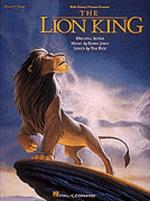 The Lion King - Vocal Selections Sheet Music
