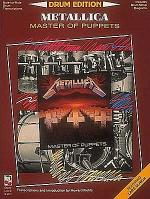 Master Of Puppets - Drums Sheet Music