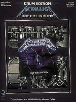 Ride The Lightning - Drums Sheet Music