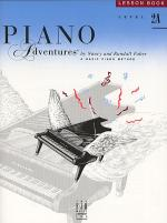 Piano Adventures Lesson Book, Level 2A Sheet Music