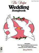 The Perfect Wedding Songbook Sheet Music