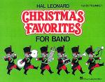 Hal Leonard Christmas Favorites for Marching Band (Level II) - 1st Bb Trumpet Sheet Music