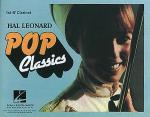 Hal Leonard Pop Classics - 1st Bb Clarinet Sheet Music