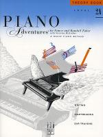 Piano Adventures Theory Book, Level 2A Sheet Music