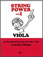 String Power 1, Viola Sheet Music