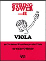 String Power 2, Viola Sheet Music