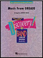Music from Grease Sheet Music
