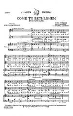 Come To Bethlehem (2 Part) Sheet Music
