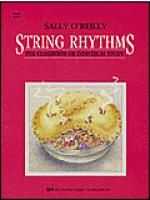 String Rhythms-Cello Sheet Music