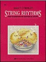 String Rhythms-Violin Sheet Music