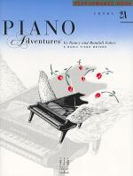 Piano Adventures Performance Book, Level 2A Sheet Music