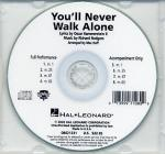 You'll Never Walk Alone (Carousel) - Showtrax CD Sheet Music