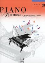 Piano Adventures Level 2B - Lesson Book Sheet Music