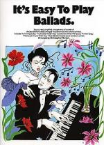 It's Easy To Play Ballads Sheet Music