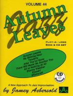 Aebersold Vol. 44: Autumn Leaves Sheet Music