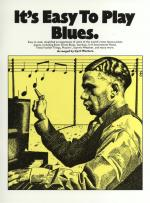 It's Easy To Play Blues Sheet Music