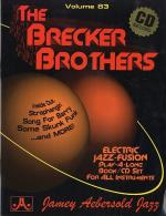 The Brecker Brothers - Volume 83 Sheet Music